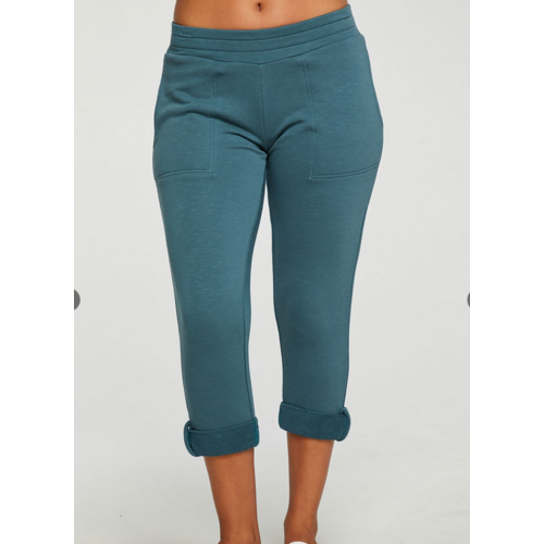Chaser Chaser Slub Terry Crop Jogger Riviera CW8646