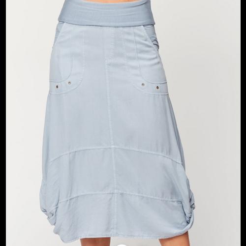 XCVI Ottway Skirt PIGORNBL 22514
