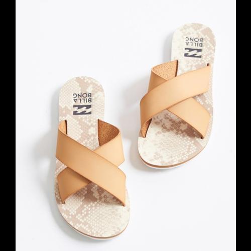 Billabong Billabong Oceanside Sandal Tan