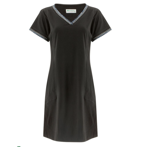 Aventura Sage Dress Black