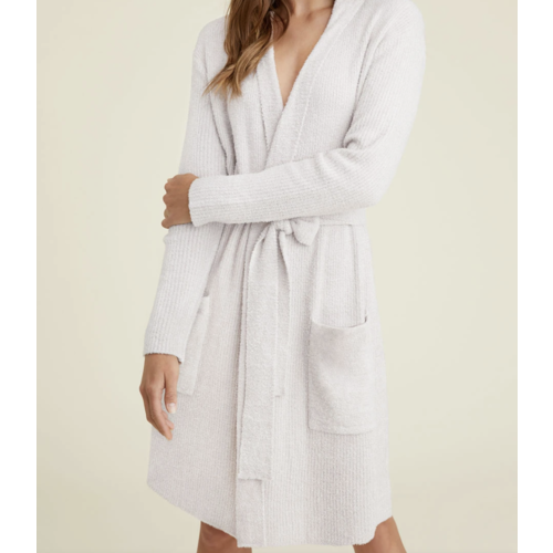 Barefoot Dreams CCL Heathered Ribbed Robe 950