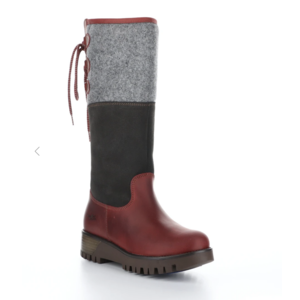 BOS & CO Bos & Co Goose Prima Tall Red
