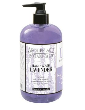 ARCHIPELAGO Archipelago Lavender Hand Wash 17oz 25015