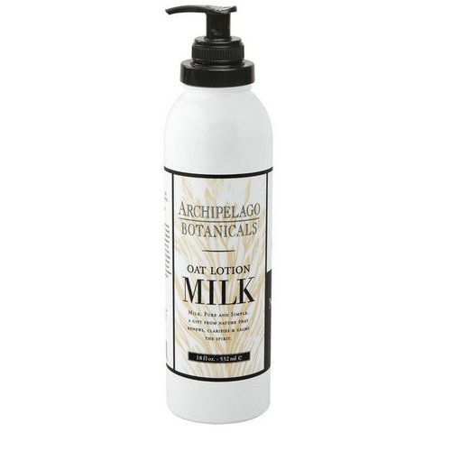 ARCHIPELAGO Archipelago Oat Milk Body Lotion 18oz 27011