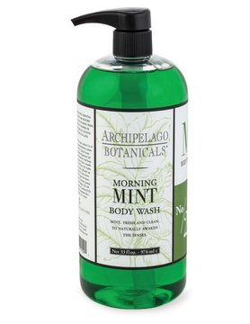 ARCHIPELAGO Archipelago Body Wash Morning Mint 33oz 28514