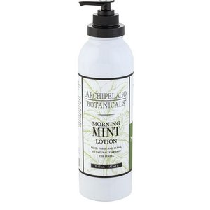 ARCHIPELAGO Archipelago Morning Mint 17oz Body Lotion 28511