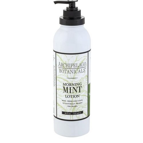 ARCHIPELAGO Archipelago Morning Mint 17oz Body Lotion