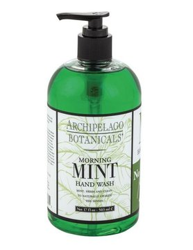 ARCHIPELAGO Archipelago Morning Mint Hand Wash 28515