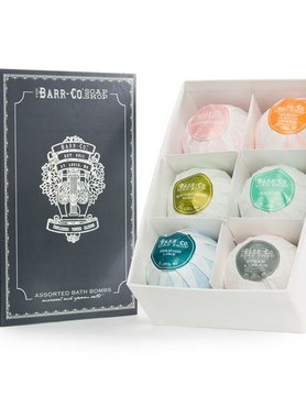 Barr Co. Barr Co Bath Bomb Set 6pc 2300