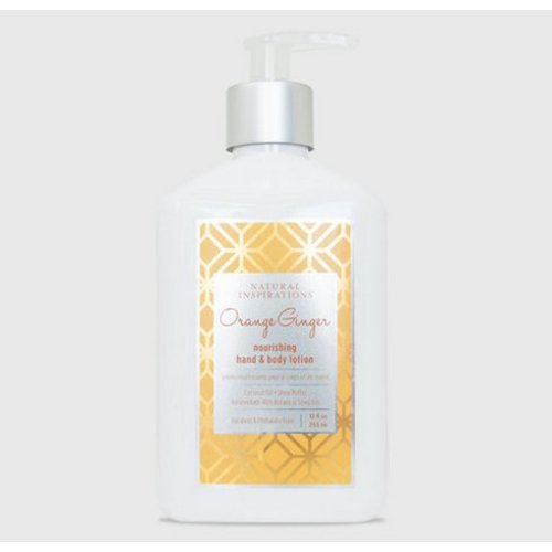Natural Inspirations Natural Inspirations Orange Ginger Lotion 12oz.