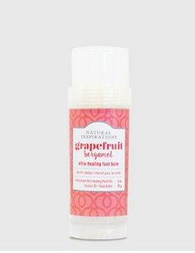 Natural Inspirations Natural Inspirations Foot Balm Grapefruit Bergamot
