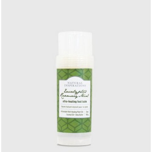 Natural Inspirations Natural Inspirations Foot Balm Eucalyptus Rosemary Mint