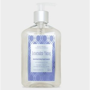 Natural Inspirations Natural Inspirations Lavender Ylang Hand Wash 12oz