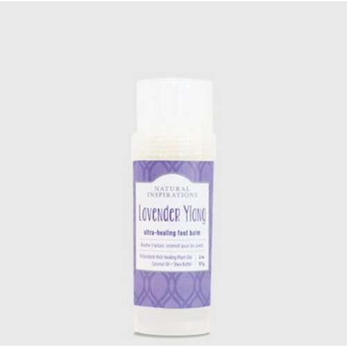 Natural Inspirations Natural Inspirations Foot Balm Lavender Ylang