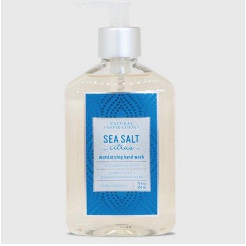 Natural Inspirations Natural Inspirations Sea Salt Citrus Hand Wash 12oz.