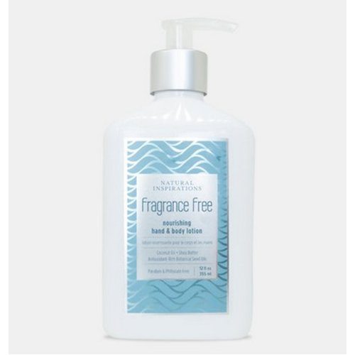 Natural Inspirations Natural Inspirations Fragrance Free Lotion 12oz.