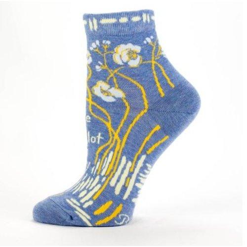 BLUE Q Blue Q Whole Lotta Lovely Socks
