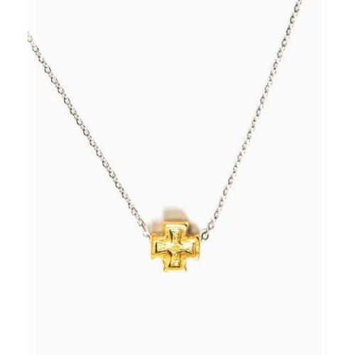 My Saint My Hero My Saint My Hero Faith Petite Necklace Gold NPG-85