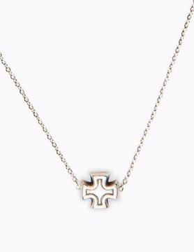 My Saint My Hero My Saint My Hero Faith Petite Necklace Silver NPS-85