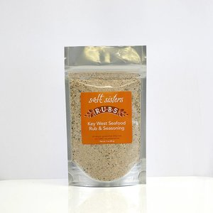 SALT SISTERS Salt Sisters Key West Seafood Rub & Seasoning 3oz 506-cp4