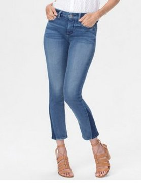 Not Your Daughter Jeans NYDJ Sheri Ankle Wishful MAVR2173