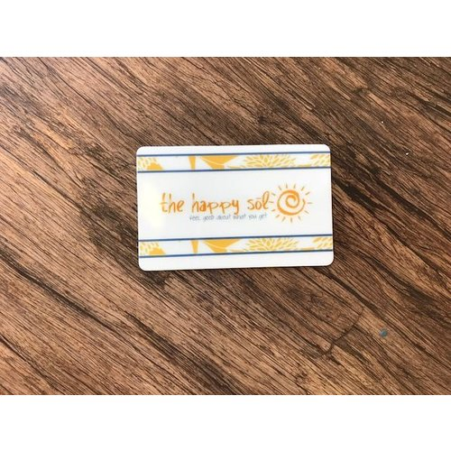 HAPPY SOL The Happy Sol Gift Card
