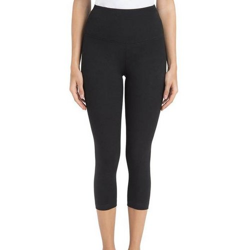 Lysse Lysse Cotton Capri Legging Black