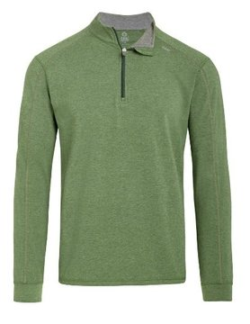 TASC Tasc Carrollton 1/4 Zip Mossy Heather TM-109H-344
