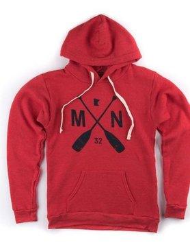 Sota Clothing Sota Men's Irving Cardinal Hoodie