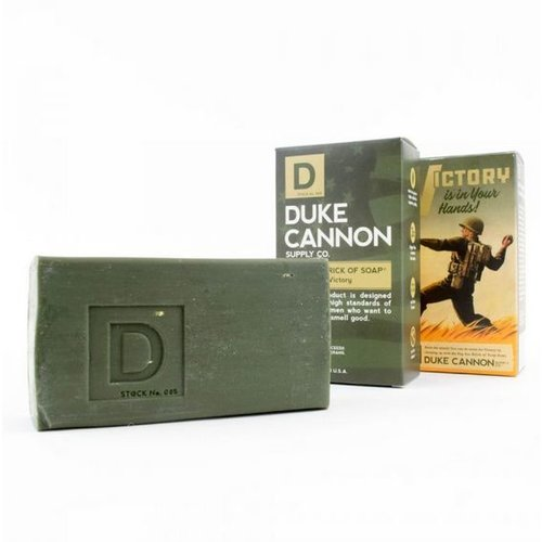 DUKE CANNON Duke Cannon Big Ass Brick of Soap- Smells Like Victory 03GREEN1