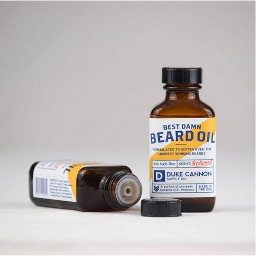 DUKE CANNON Duke Cannon Best Damn Beard Oil