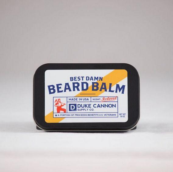 DUKE CANNON Duke Cannon Best Damn Beard Balm