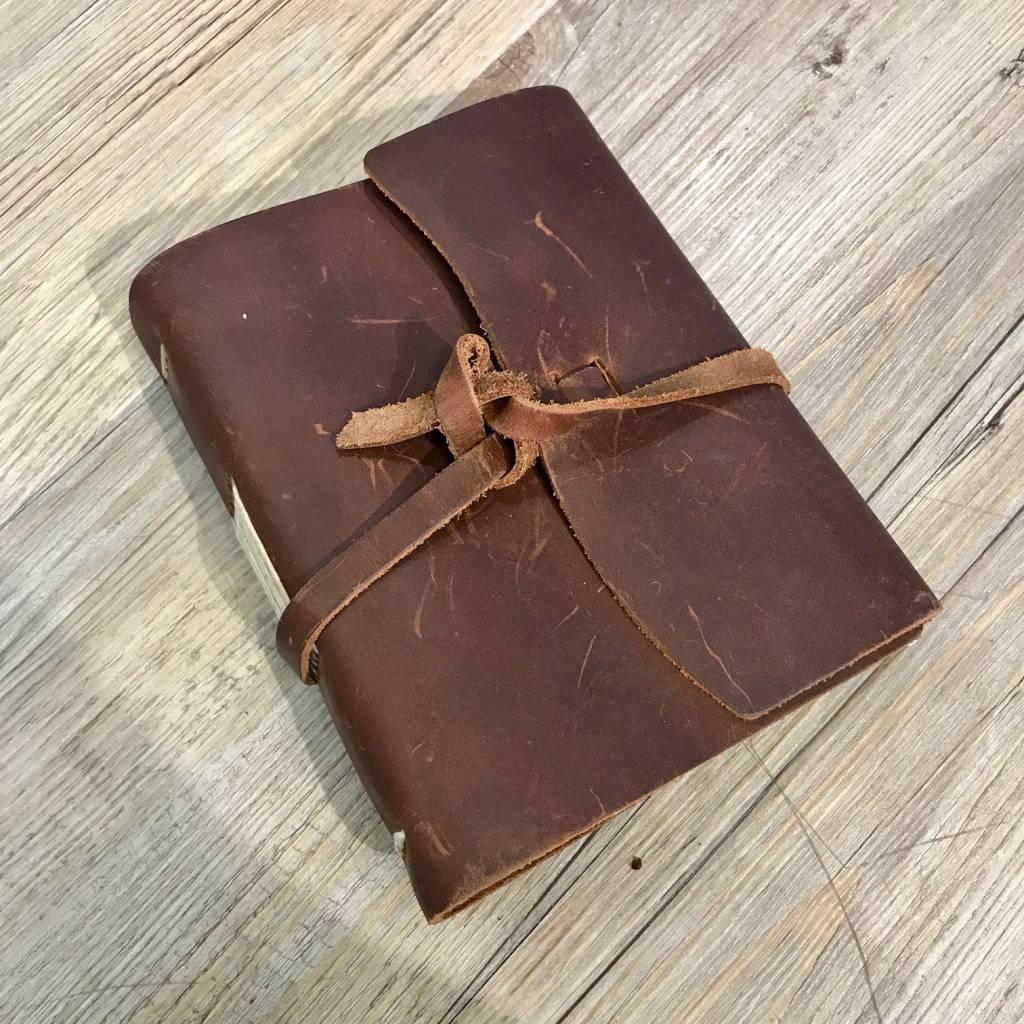 RUSTICO Rustico Good Book w/Wrap Closure Saddle