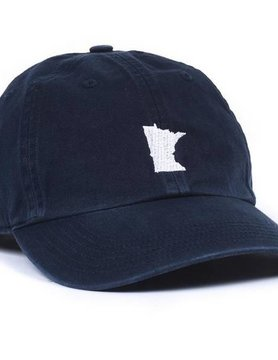 Sota Clothing Sota Wmn's Sunwashed State Cap Navy Small