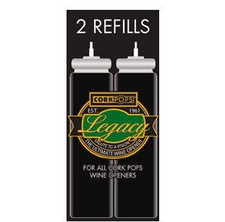 CORKPOPS Corkpops Refill Cartridges Box of 2