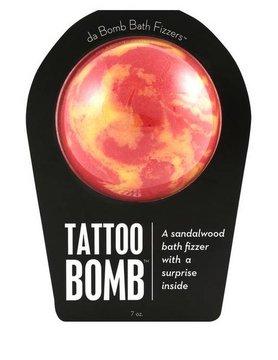 Da Bomb Da Bomb Tattoo Bomb
