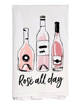 wine winks Wine Winks Rose' All Day Towel