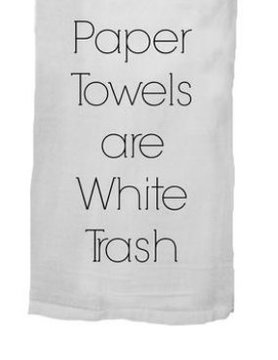 Twisted Wares- Missy Made Twisted Wares Dish Towel-Paper Towels