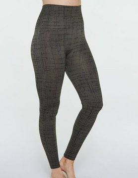 Spanx Spanx Look at me Now Legging Olive CrossHatch