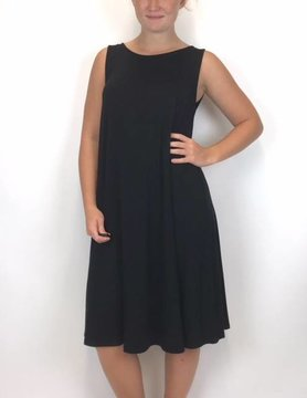 COMFY Comfy Tank Dress Black