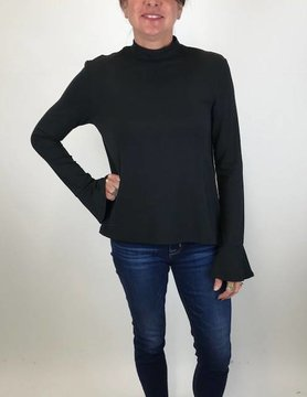 TART COLLECTIONS Tart Collections Odette Top Black