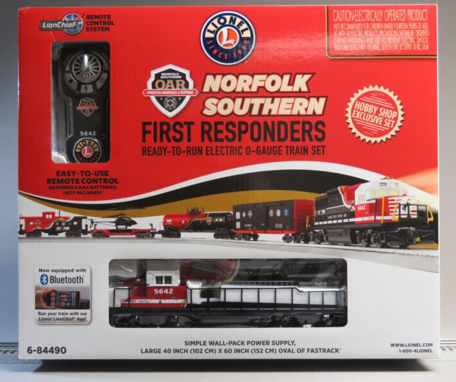 Norfolk Southern First Responders Lionchief™ Set