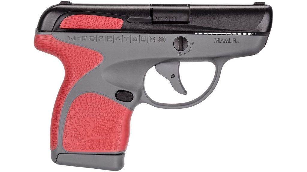 SPECTRUM 380 GRY/RED BLK