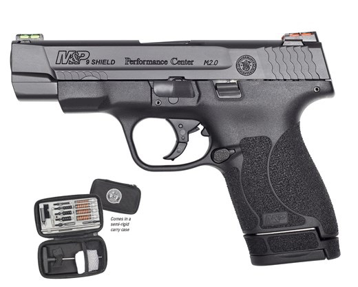 SMITH M&P9 SHIELD M2.0 PC 9MM 4""