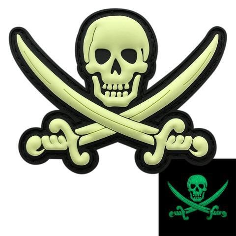 CALICO JACK PATCH (PVC)