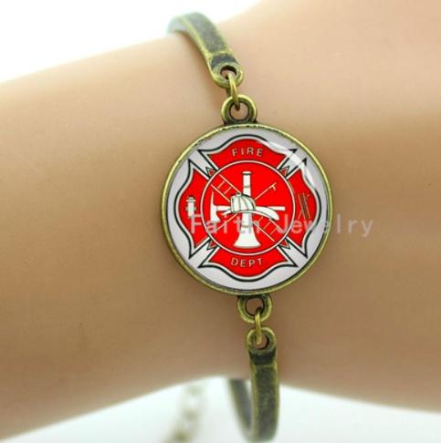 4ee7fe352 Pendants & Coins For bracelet or necklaces women men EWT Maltese Red cross  Firefighter fireman Charm Pendant