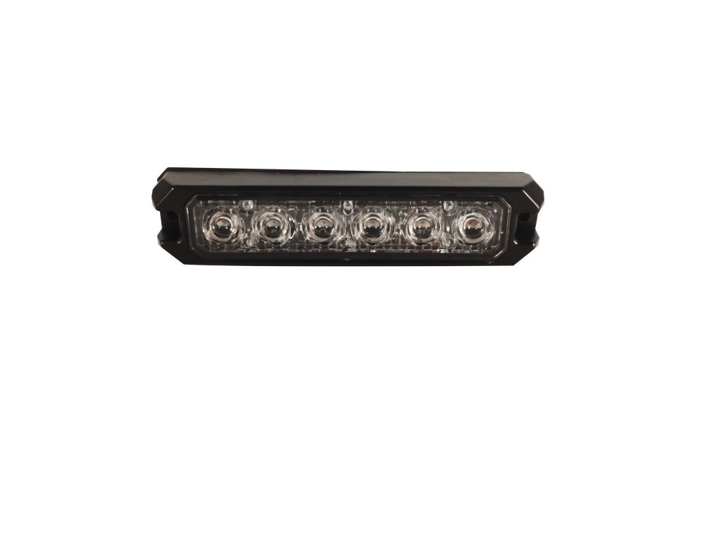 911RR Warning Products 911RR VIGOR™ 6 LED SURFACE MOUNT