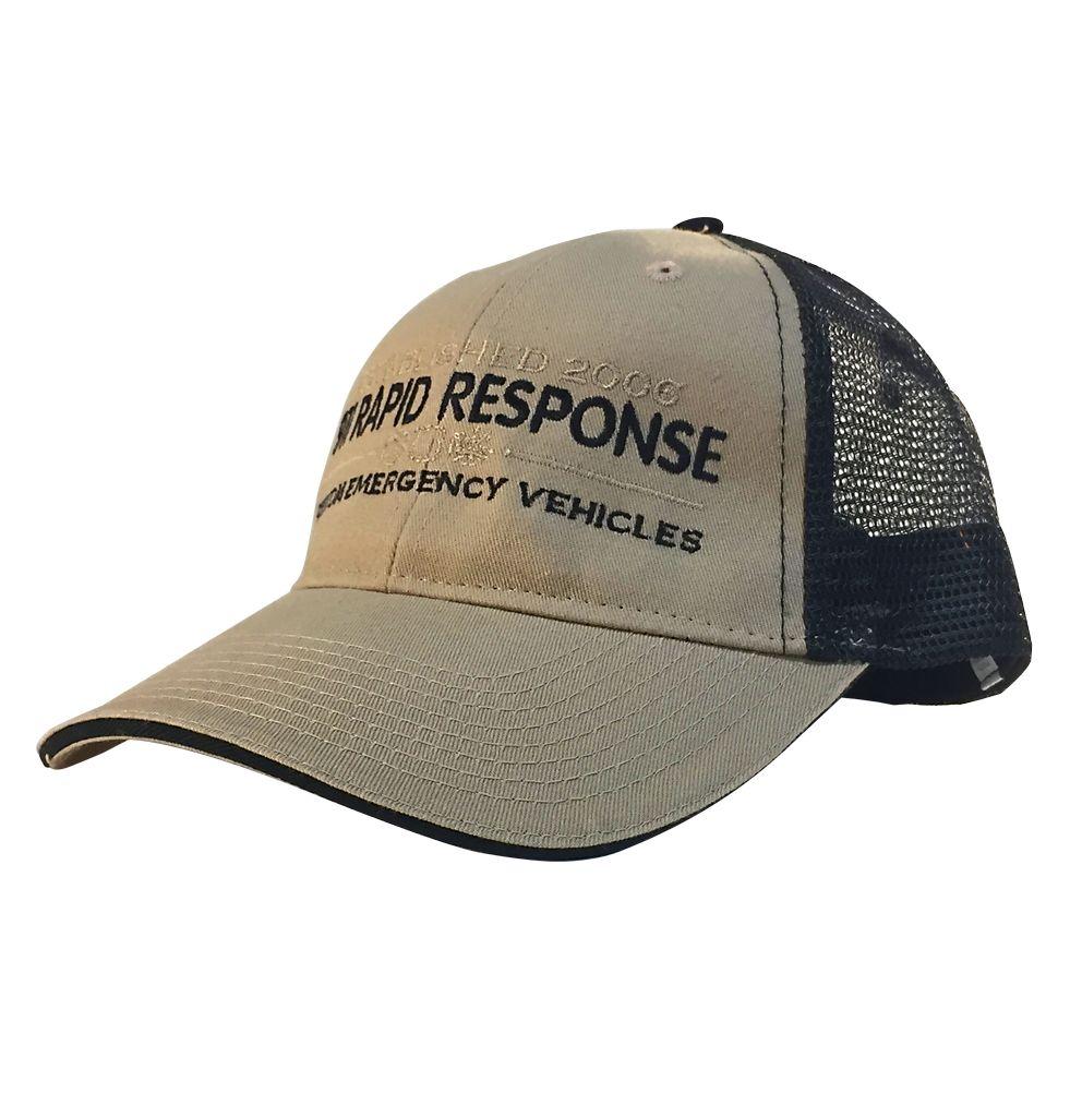 911RR Apparel 911RR CLASSIC TRUCKER HAT