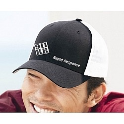 911RR Apparel 911RR SQUARED DUKE HAT