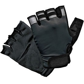 1/2 finger Biker glove